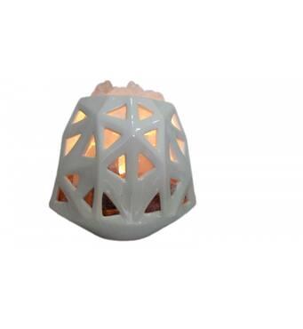 """Соляна лампа другого рівня """"Орігамі"""" Ваше Здоров'я"""