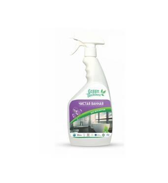 Органічний засіб для миття ванної кімнати Green Unikleen