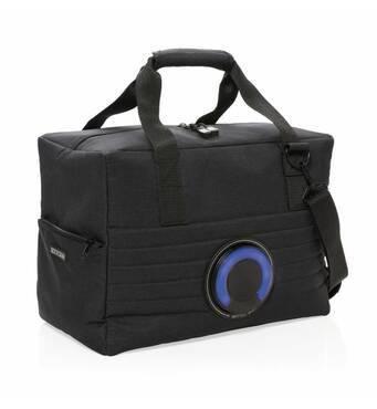 Сумка Xd Design Party speaker cooler bag черная (P422.131)