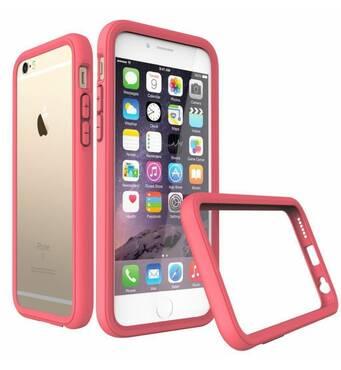 Бампер Evolutive Labs RhinoShield Crash Guard Pink для iPhone 6/6s