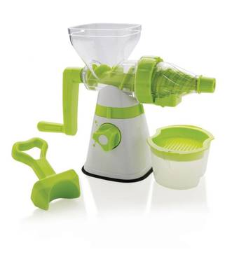 Соковижималка ручна Xd Design Manual slow juicer біло-зелена