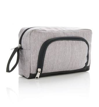 Туалетна сумка Xd Design Classic Light Grey