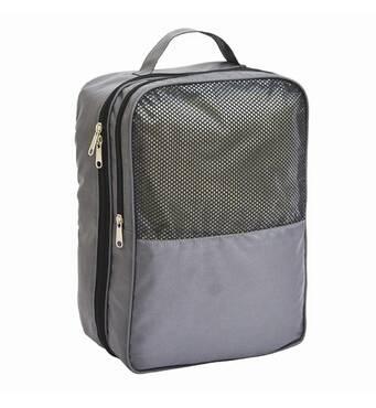 Дорожній органайзер для взуття Travelty Travel Shoes Case сірий