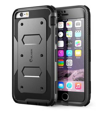 Чехол для iPhone 6/6s i-Blason ArmorBox Black