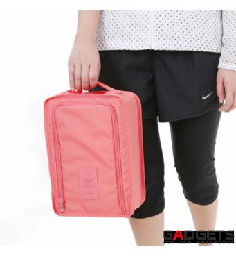 Дорожній чохол для взуття Travelty Shoes Pouch Peach Pink (TR - SP - PP) Pink