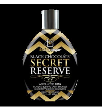 Крем для засмаги в солярії сильними бронзантов BLACK CHOCOLATE SECRET RESERVE 200X