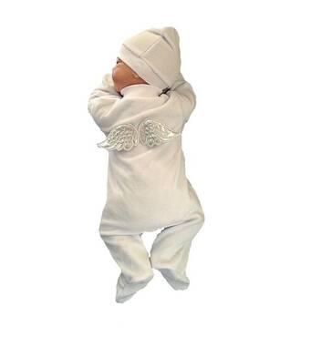 Костюмчик велюровий для малюків Brilliantbaby 50-74