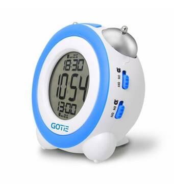 Электронный будильник GOTIE GBE-200N