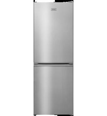 Двокамерний холодильник KERNAU KFRC 15153 IX