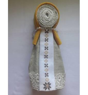 Лялька-мотанка Трипільська ручної роботи