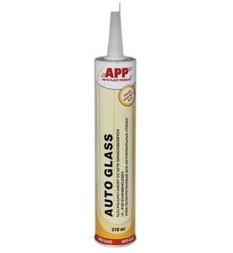 Клей для монтажа автостекла в гильзе APP Auto Glass 310мл