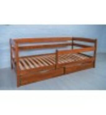Ліжко Маріо з ящиками