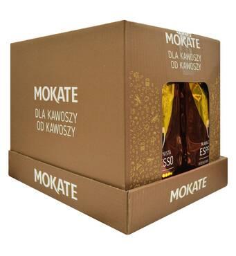 Кава в зернах Mokate Espresso, 1 кг*10 шт