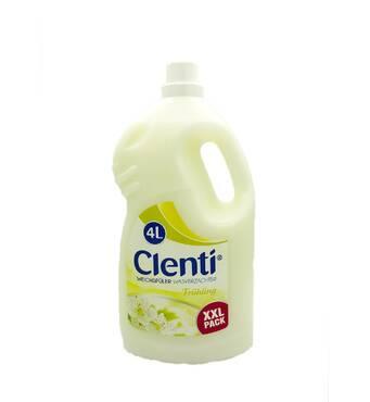 Обполіскувач для білизни Clenti Spring 4 л