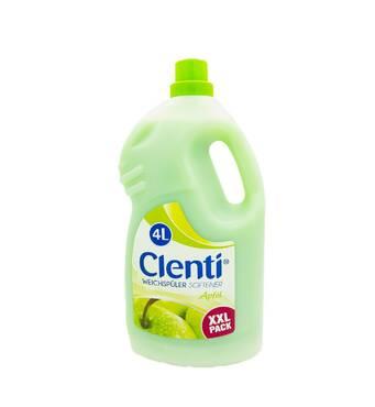 Обполіскувач для білизни Clenti Apple 4 л
