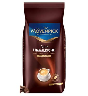 Кофе зерновой Movenpick Der Himmlische 500 г