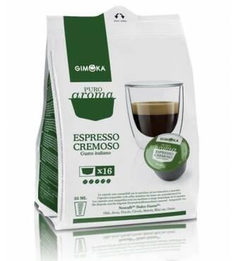 Кофе в капсулах Gimoka Dolce Gusto Cremoso 16 шт.