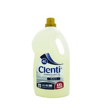 Рідкий порошок Clenti Black 4 л