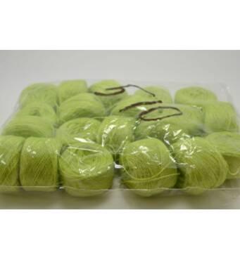 Акрил для вышивки:  салатовый