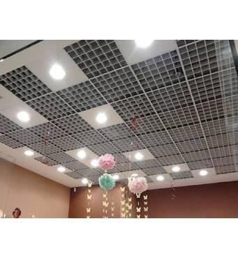 Комплект потолка Армстронг+Грильято