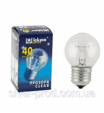 """Лампа """"Іскра"""" 40 Вт (1*10/100)"""
