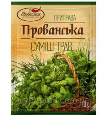 "Смесь прованских трав ""Любисток"" 10г (1*5/45)"