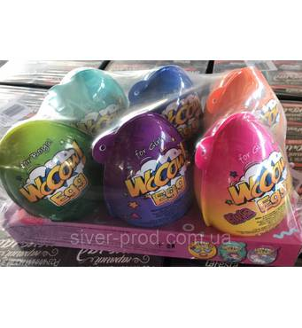 WOOW Egg Яйцо 40г*6