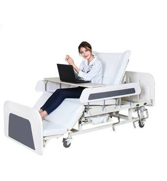 Медичне ліжко з туалетом MIRID Е55 (механічний привід)