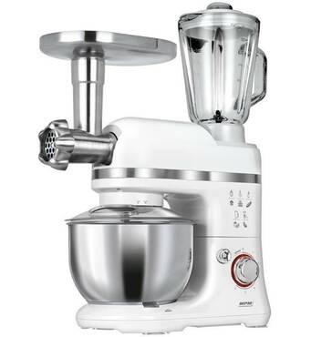 Кухонный комбайн-тестомес 3 в 1 Mpm MRK - 15