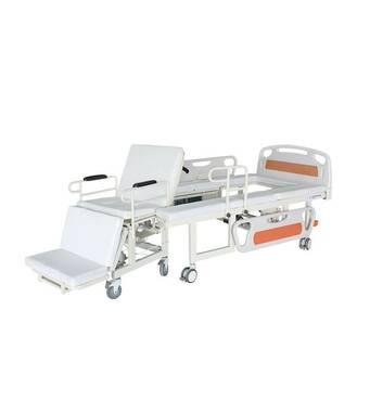 Медична функціональна електро ліжко MIRID W01 (вбудоване інвалідне крісло)