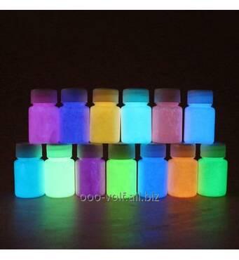 Люмінофори, фарби що світяться