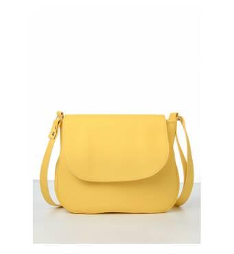 Жіноча  сумочка Rose жовта