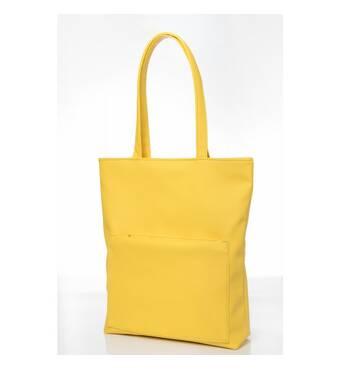 Сумка Sambag Shopper Tote SEN жовта