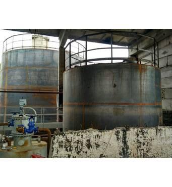 Виготовлення резервуарів під бітум