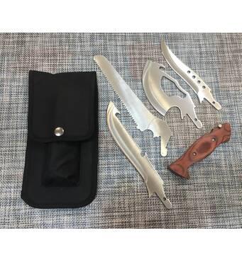 Мисливський ніж зі змінними лезами / G-30
