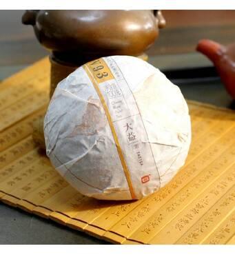 Чай Шу Пуэр Мэнхай Да И V93 1501 2015 года 100 г
