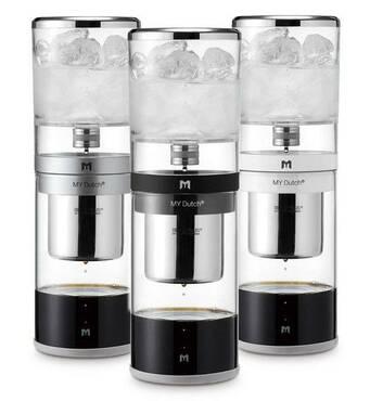 Капельный заварник My Dutch 550 ml Full Black для приготовления холодного кофе