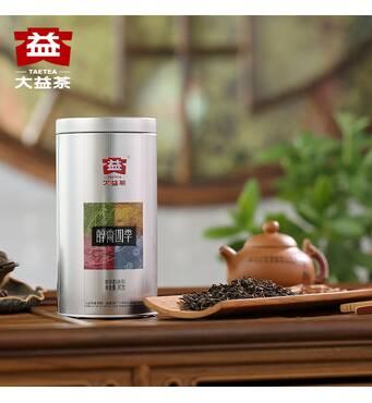 Чай Шу Пуэр Мэнхай Та і, розсипний 1401, 2014 року, 80 г