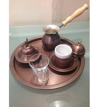 Набор для подачи кофе по-восточному