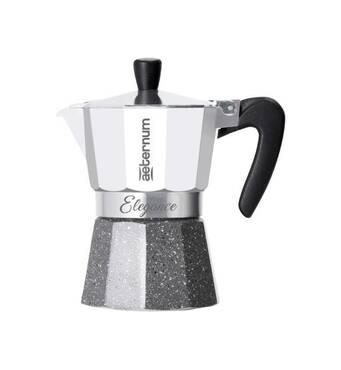 Гейзерна кавоварка Bialetti Aeternum Elegance White (6 чашок - 300  мл)