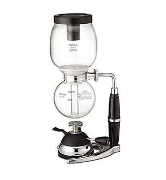 Сифон Tiamo RCA-3 с газовым пальником для кофе и чая