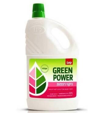 Засіб для миття підлоги екологічний Sano Green Power 2л.