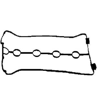 Прокладка клапанної кришки двигуна