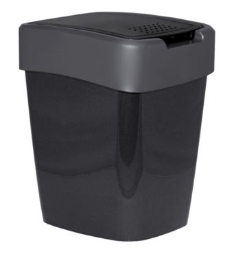 Ведро для мусора Алеана Евро, 18 л Алеана ВП-18-евро-сат