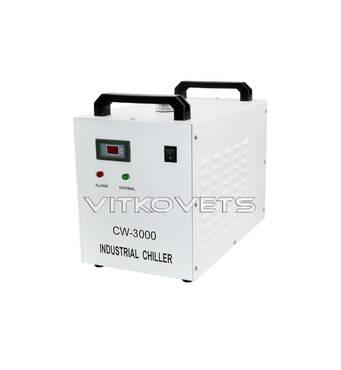 Промисловий чиллер S&A CW - 3000ag