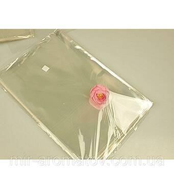 Пакет прозорий 15 на 20 см (10шт)