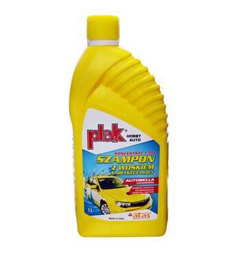 Atas Autobella WOSK автошампунь з воском 0,5 л