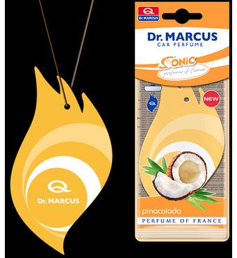 Dr. Marcus SONIC PINACOLADA освіжувач повітря (листочок)