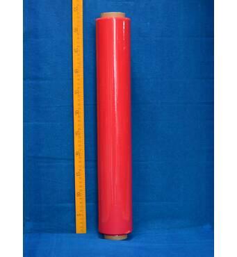 Стретч-пленка красная 500 * 1.6 кг * 20мкм