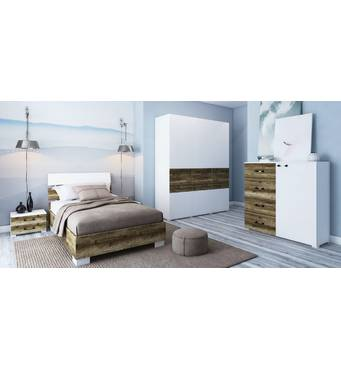 Спальня Соломон Лофт стиль